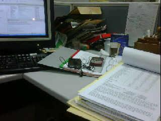 meja kerja kiky