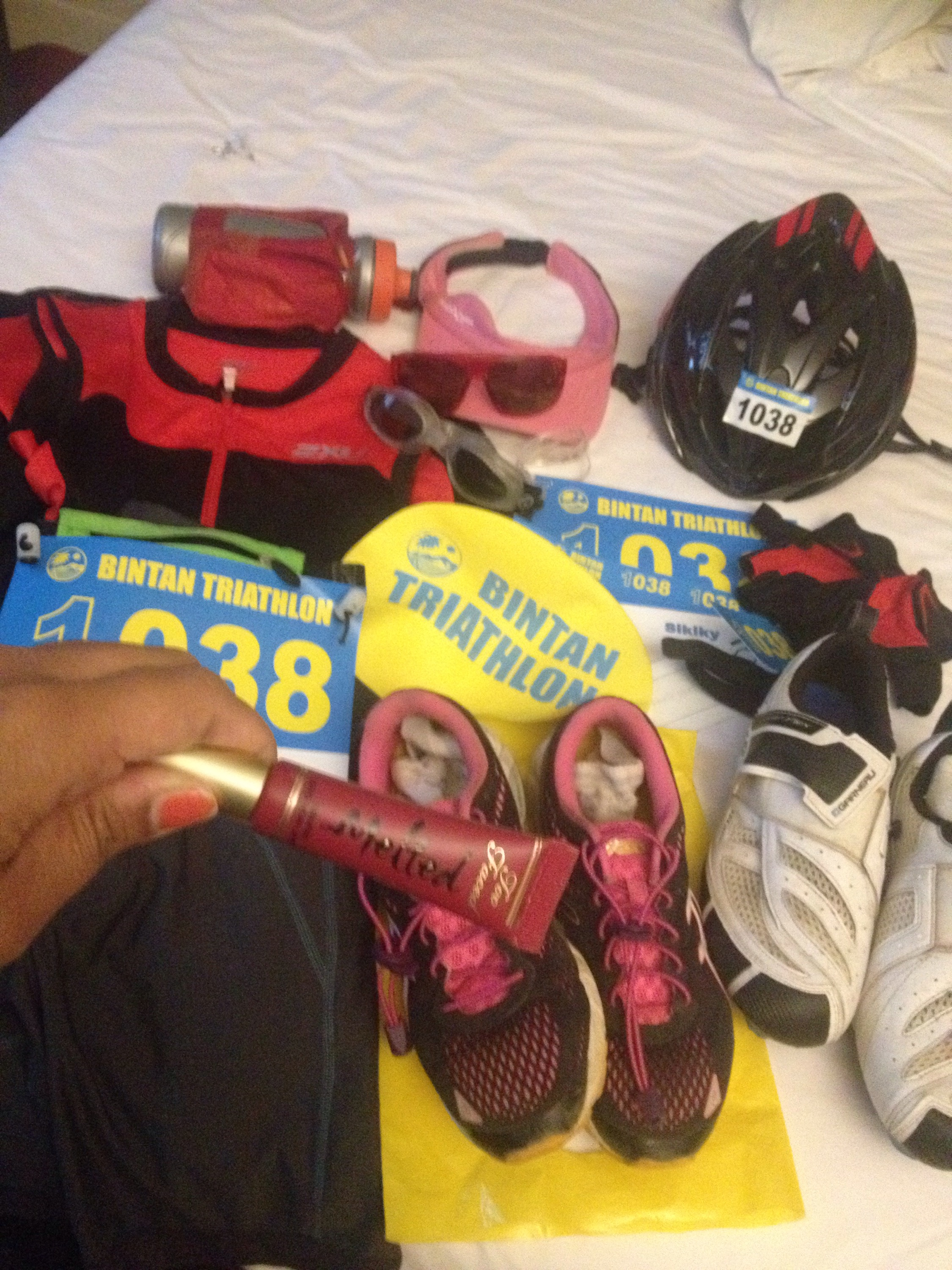 Bintan Triathlon 2015 Race Recap Me And My Story